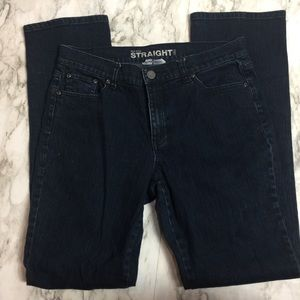 NEW YORK & Company dark wash jeans
